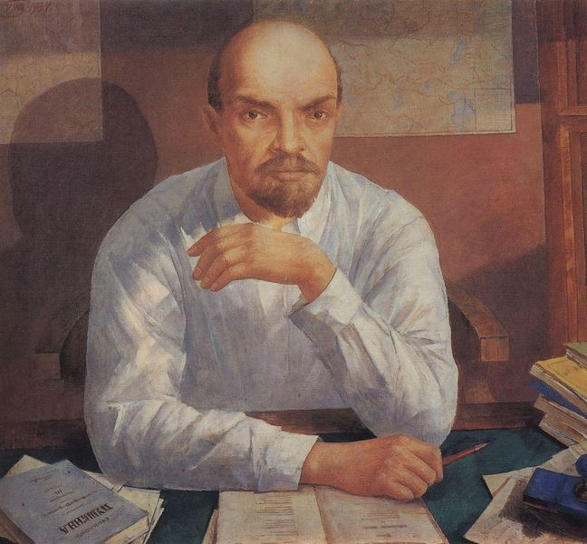 portrait-of-lenin-1934