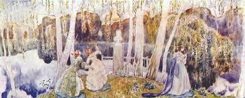 Картинки по запросу борисов-мусатов призраки