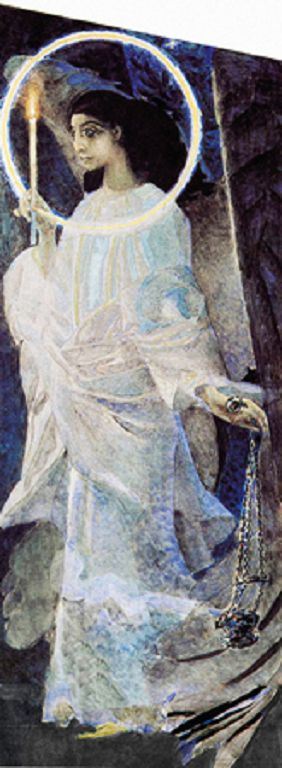 Vrubel-angel